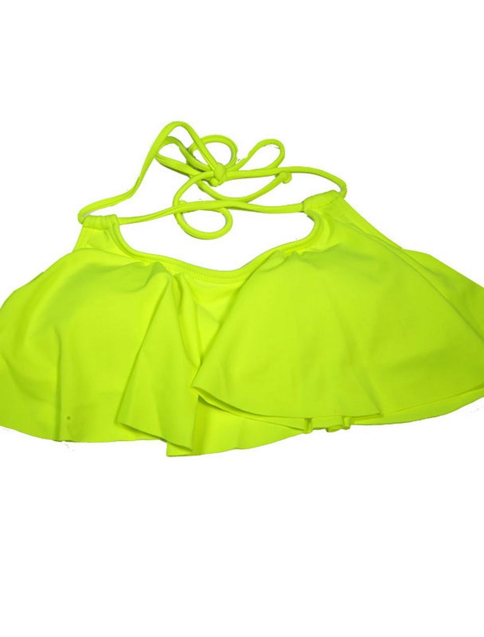 The Hanky Top - Neon Yellow