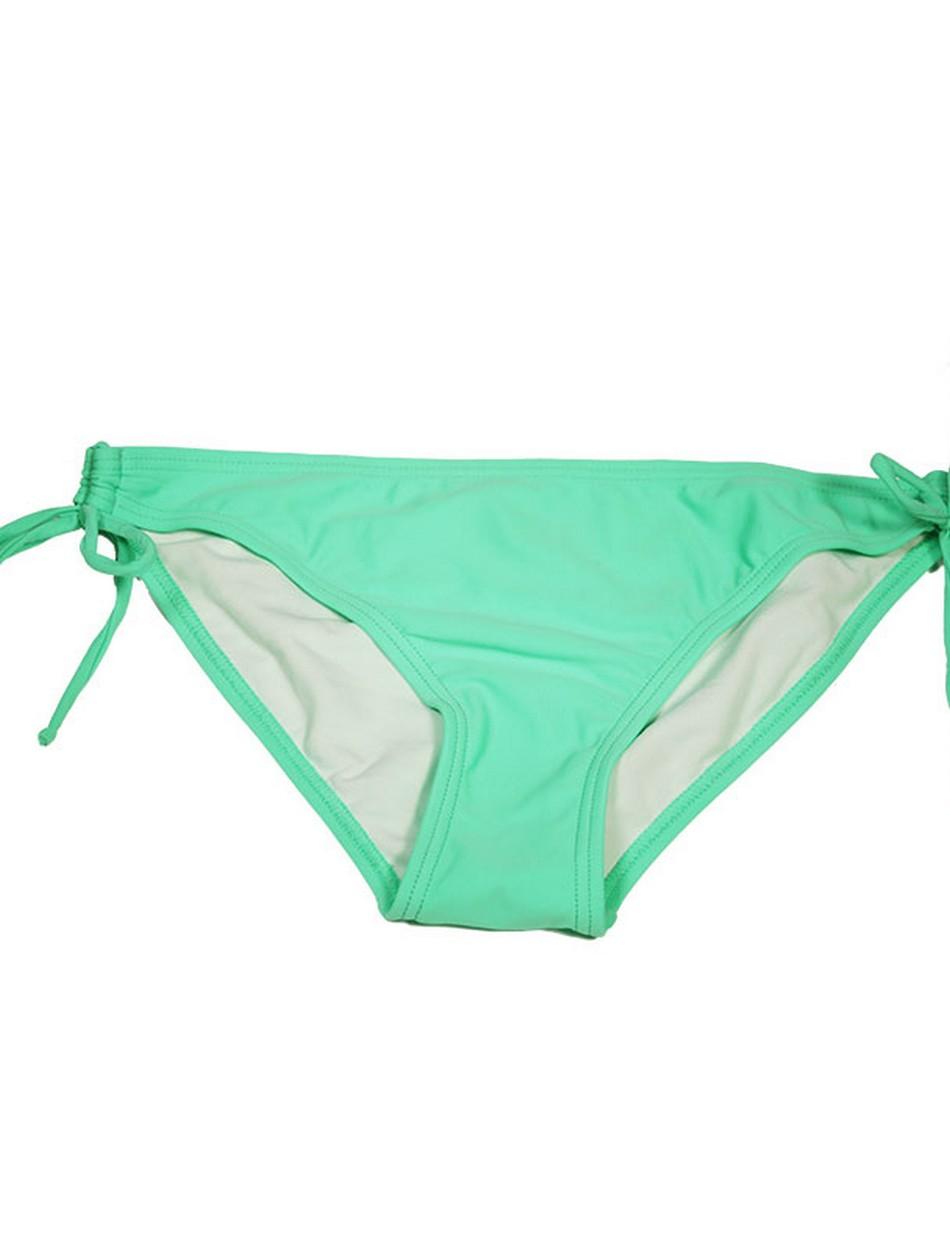 The Key Hole Bottom - Mint Green