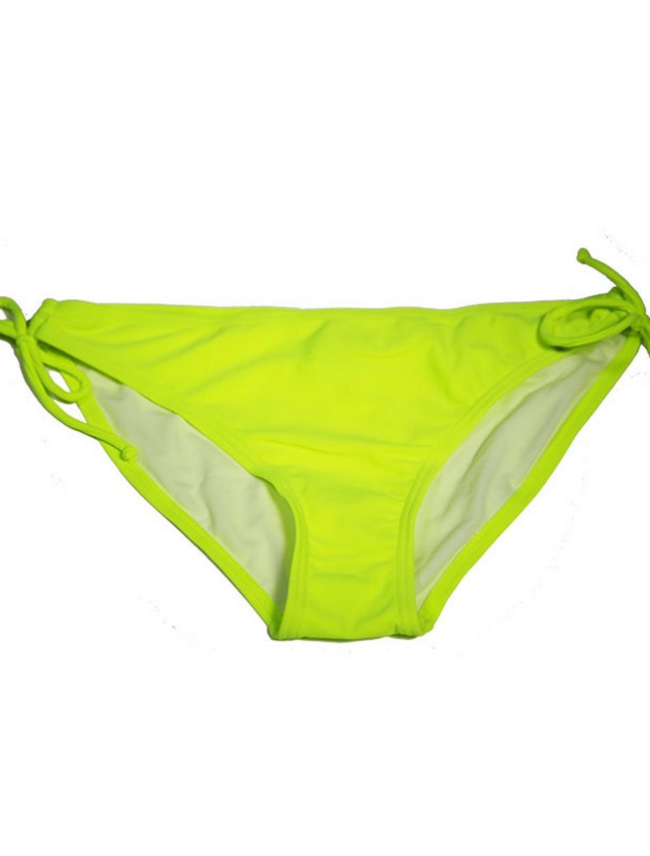 The Key Hole Bottom - Neon Yellow