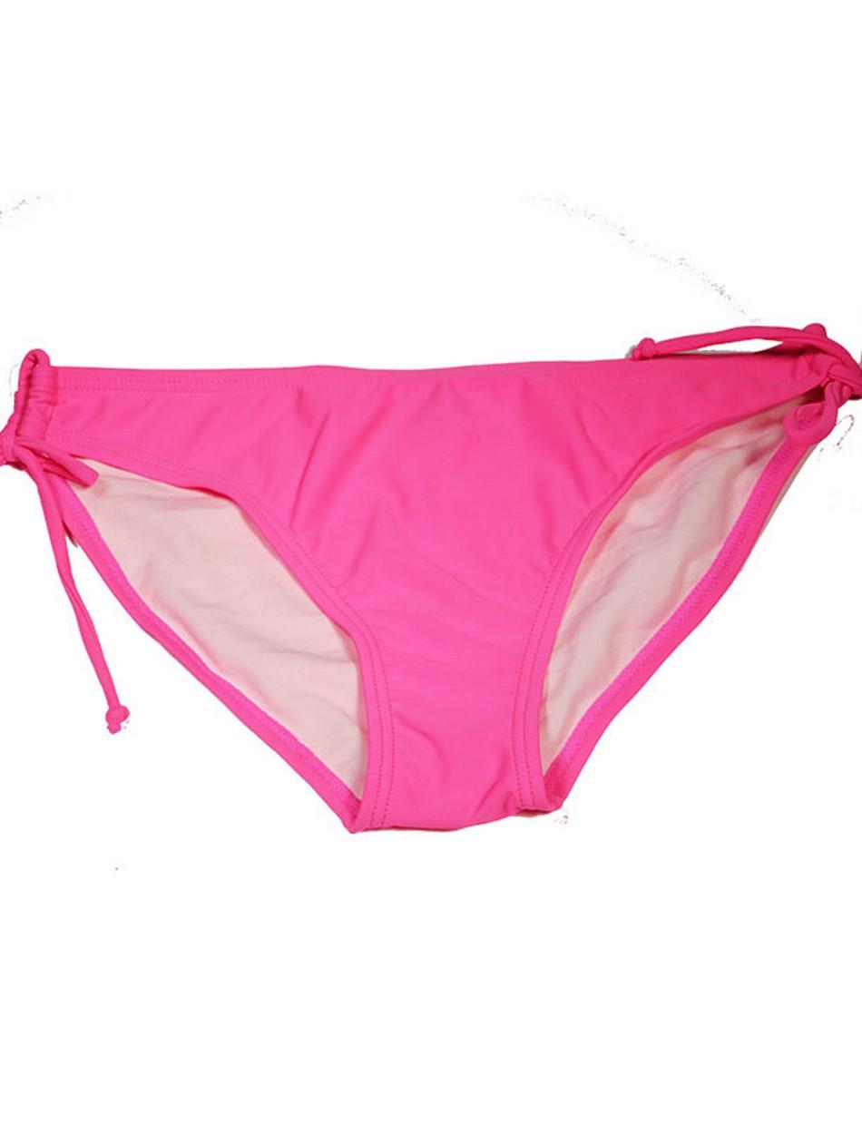 The Key Hole Bottom - Pop Pink